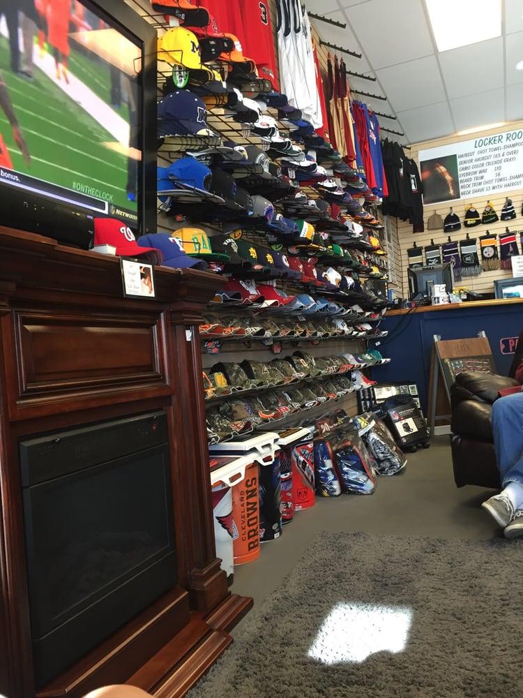 Locker Room Mens Salon Barbers 900 N Hwy 41 Post Falls Id
