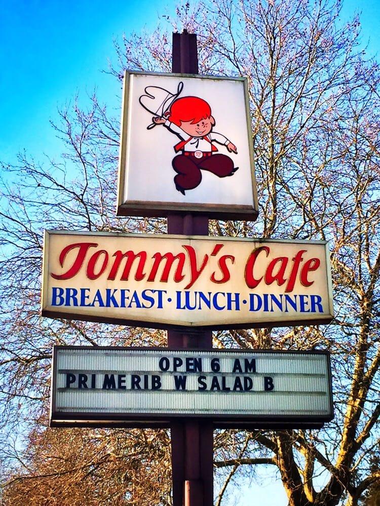 Tommy S Cafe Renton Wa