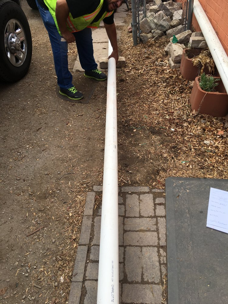 Sewer Lines Only: 1120 Depew Ct, Lakewood, CO