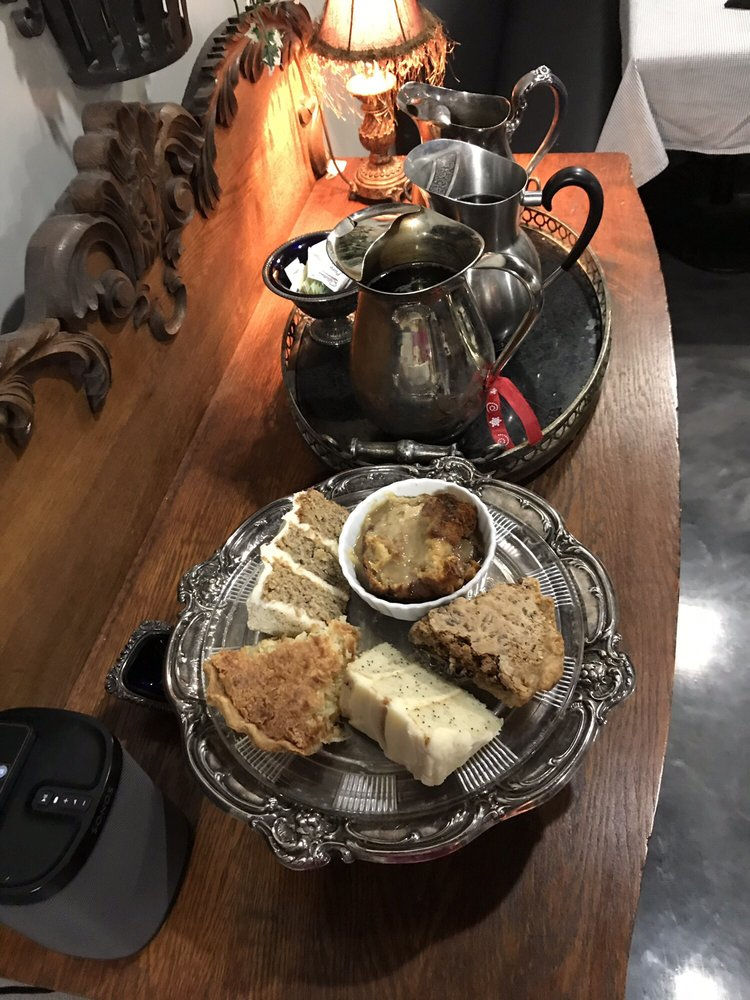 The Tea Room: 206 S Second St, Odessa, MO