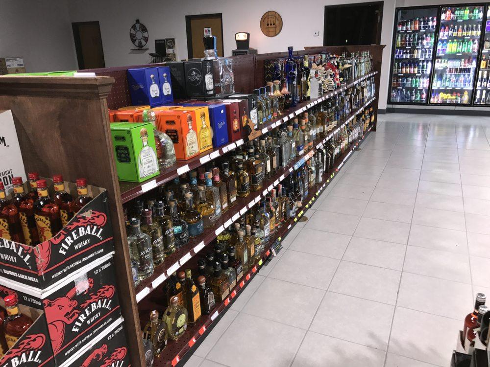 AJ Spirit Wine & Gifts: 1725 E Eldorado Pkwy, Little Elm, TX