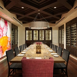 Photo Of Olivella Ojai Ca United States Wine Room In