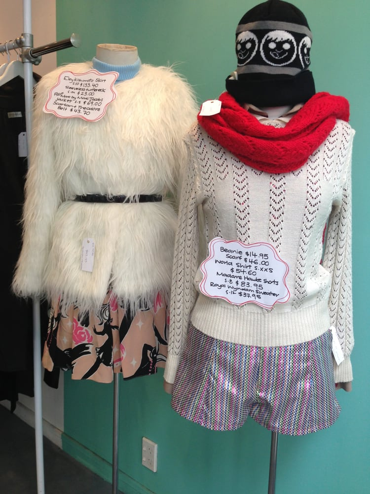 tattys recycle boutique vintage second clothing