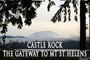 Mt St Helens Motel: 1340 Mt St Helens Way NE, Castle Rock, WA