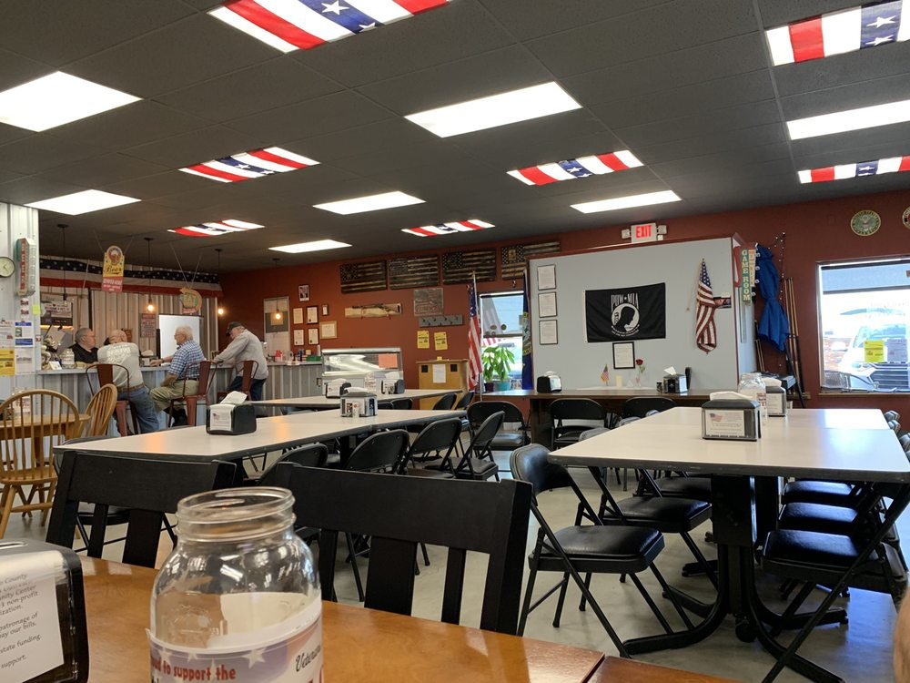 Idaho County Veterans Outreach & Community Center: 318 E Main St, Grangeville, ID