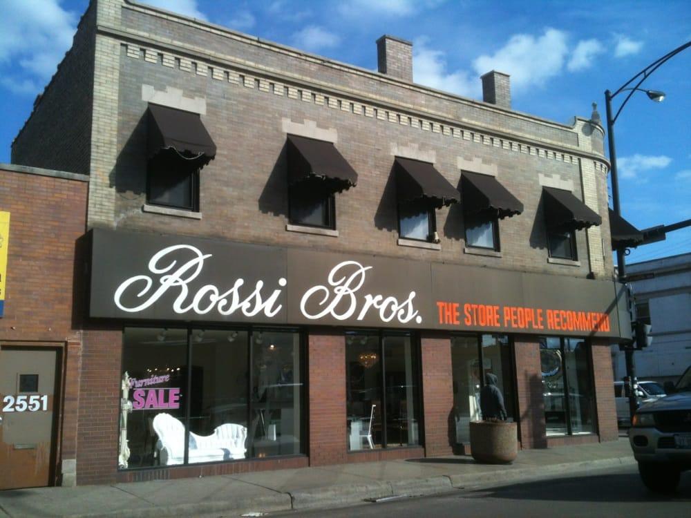 Rossi Bros Furniture Furniture Stores 26th Kedzie Little Village Chicago Il Phone