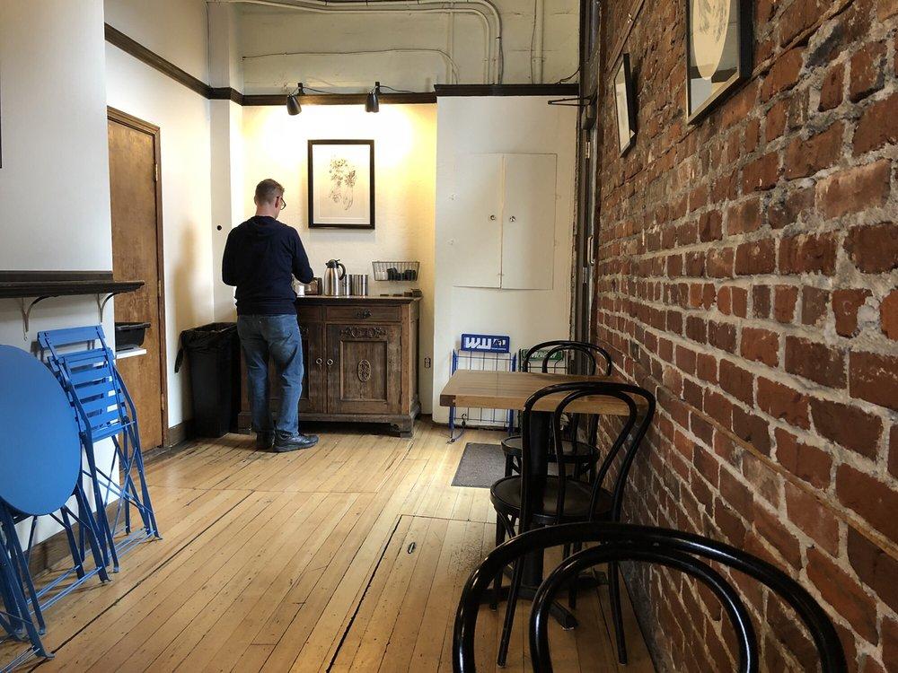 Coffeehouse Northwest: 1951 W Burnside St, Portland, OR