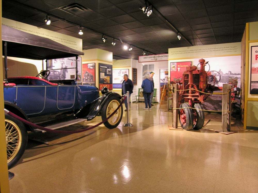 Andrew County Museum: 202 E Duncan Dr, Savannah, MO
