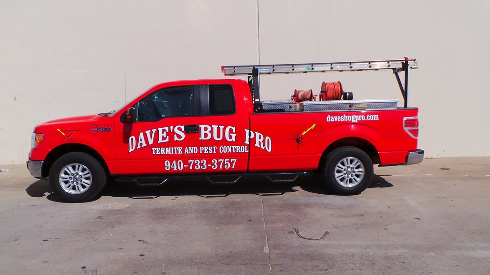 Dave's Bug Pro: 4215 Fairway Blvd, Wichita Falls, TX