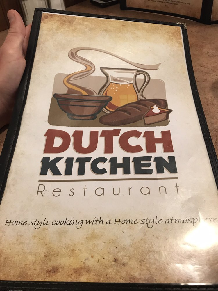 Dutch Kitchen Restaurant: 6803 W State Rd 61, Hutchinson, KS