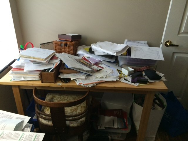 Photo Of Organizing Coach Inverness Il United States Desk Before