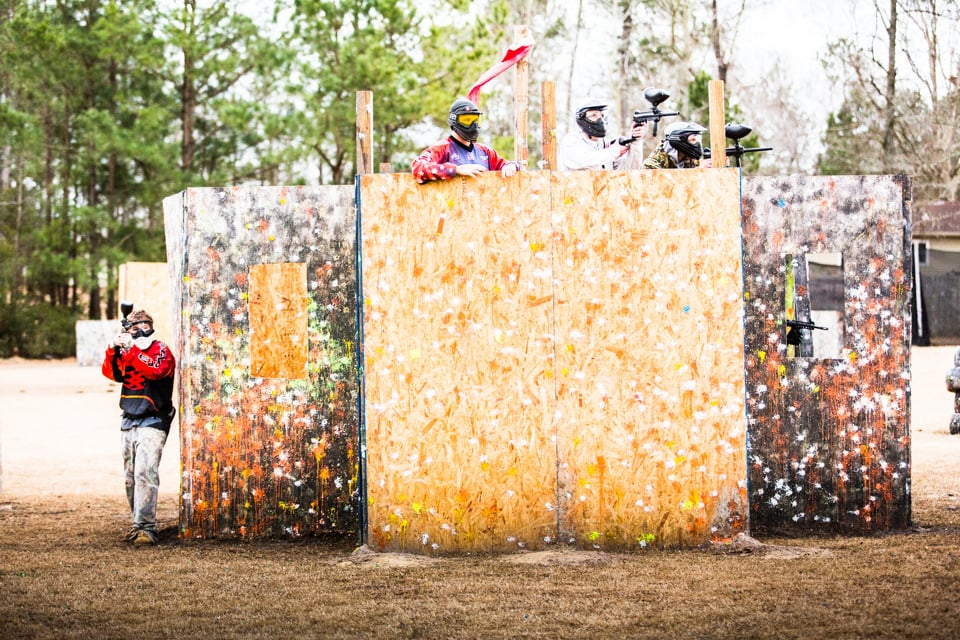 Southwest Paintball: 130 Imperial Ln, Jacksonville, NC