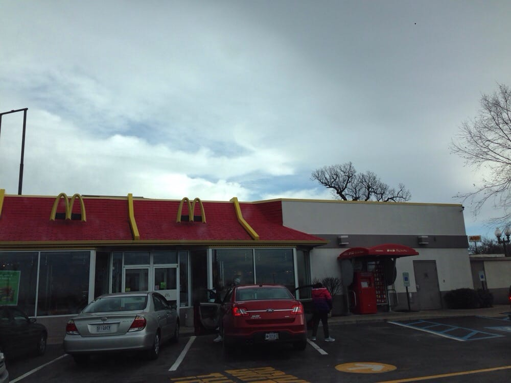 Fast Food Lexington Kentucky