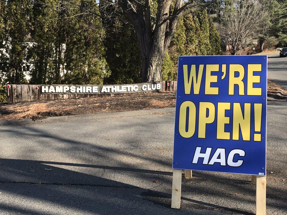 Hampshire Athletic Club: 90 Gatehouse Rd, Amherst, MA