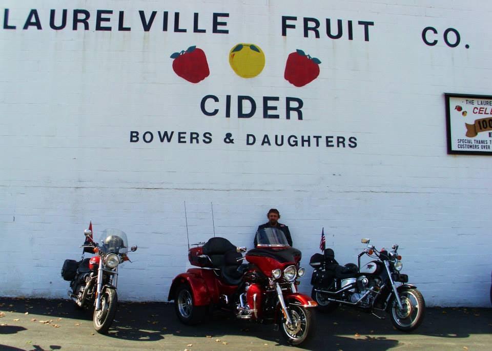 Laurelville Fruit Farm: 16181 Pike St, Laurelville, OH