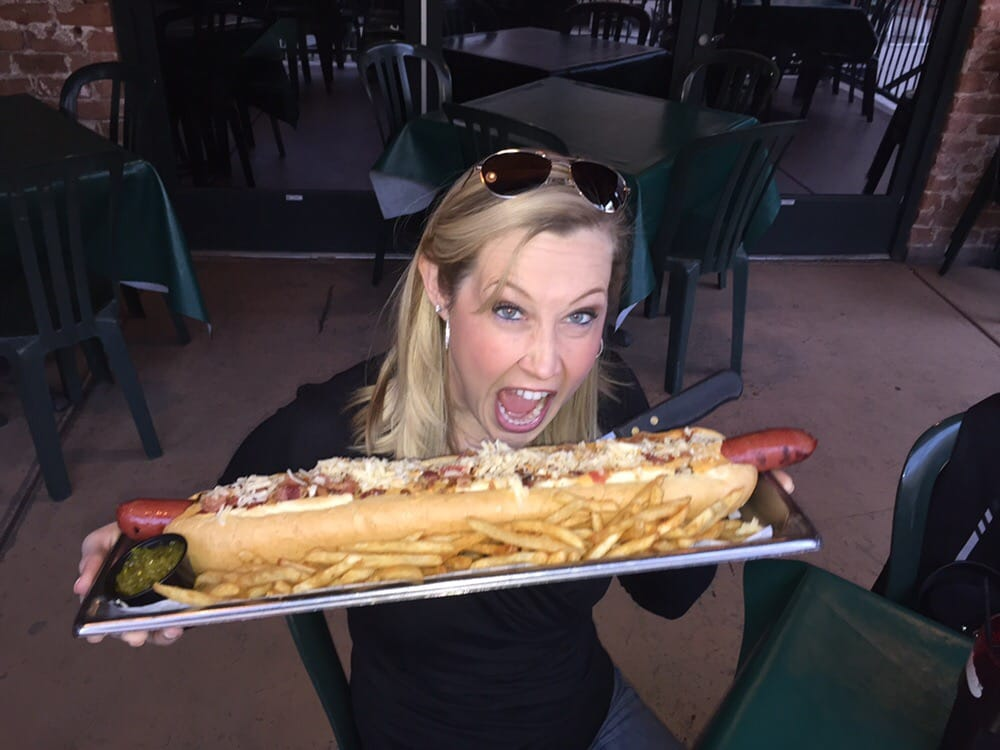 Cooperstown Hot Dog