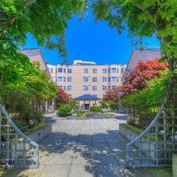 Photo Of Uwajimaya Village Apartments Seattle Wa United States Courtyard