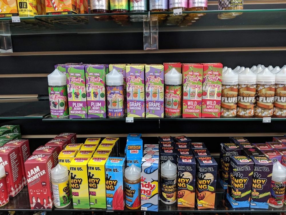 New vape juice brand every month - Yelp