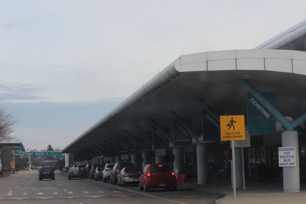 Bishop International Airport: 3425 W Bristol Rd, Flint, MI