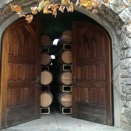 Photo Of Terra Valentine Winery   Saint Helena, CA, United States.  Magnificent Doors
