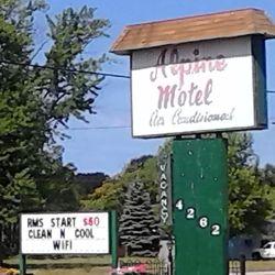 Photo Of Alpine Motel Muskegon Mi United States Bait And Switch On