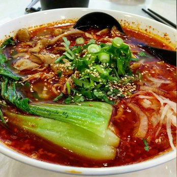 photo of kungfu kitchen northbridge western australia australia chilli chicken noodle soup - Kung Fu Kitchen