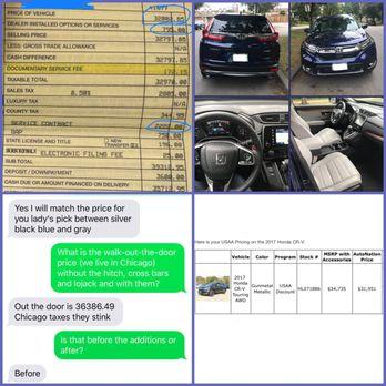 Castle honda 18 photos 170 reviews car dealers for Castle honda morton grove