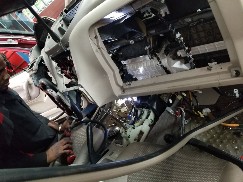 Heater Core Replace Yelp