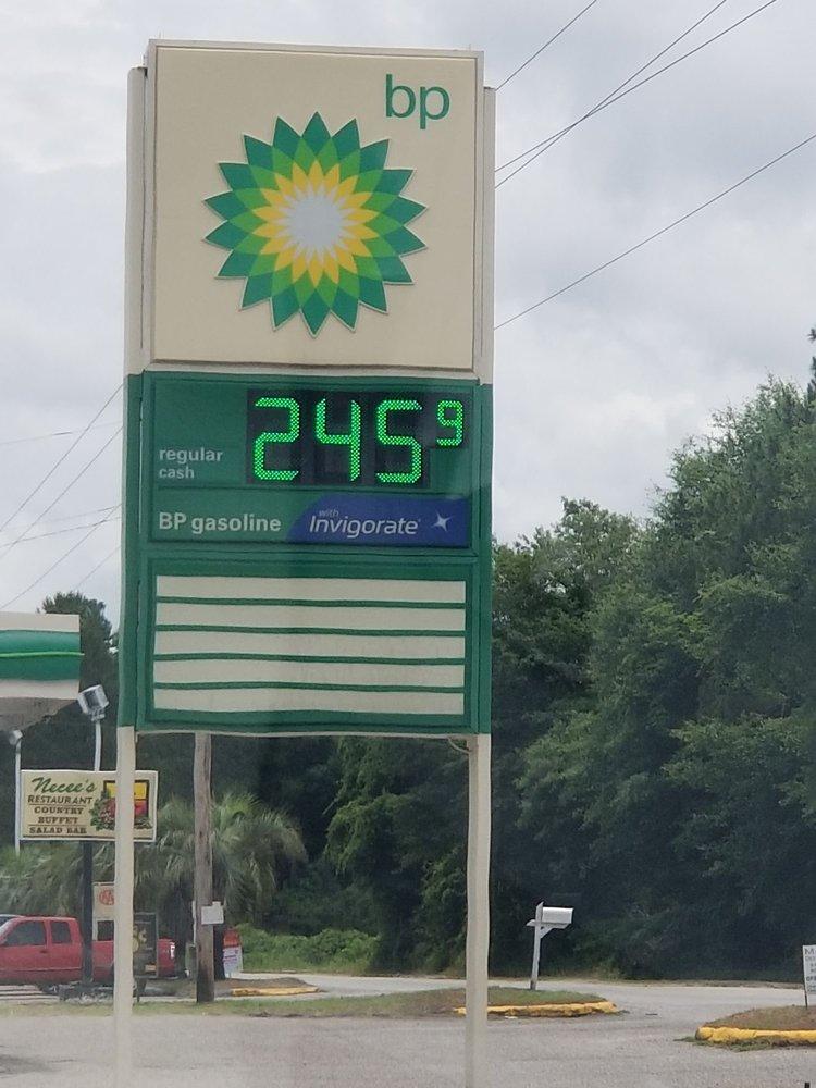 BP Gas: 11089 Augusta Hwy, Walterboro, SC