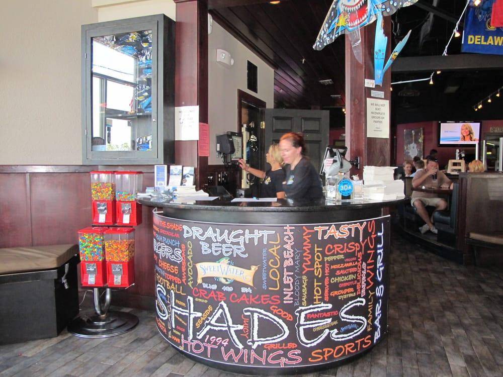 Photo Of Shades Bar Grill Panama City Beach Fl United States