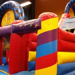 Pump It Up Of Central Houston