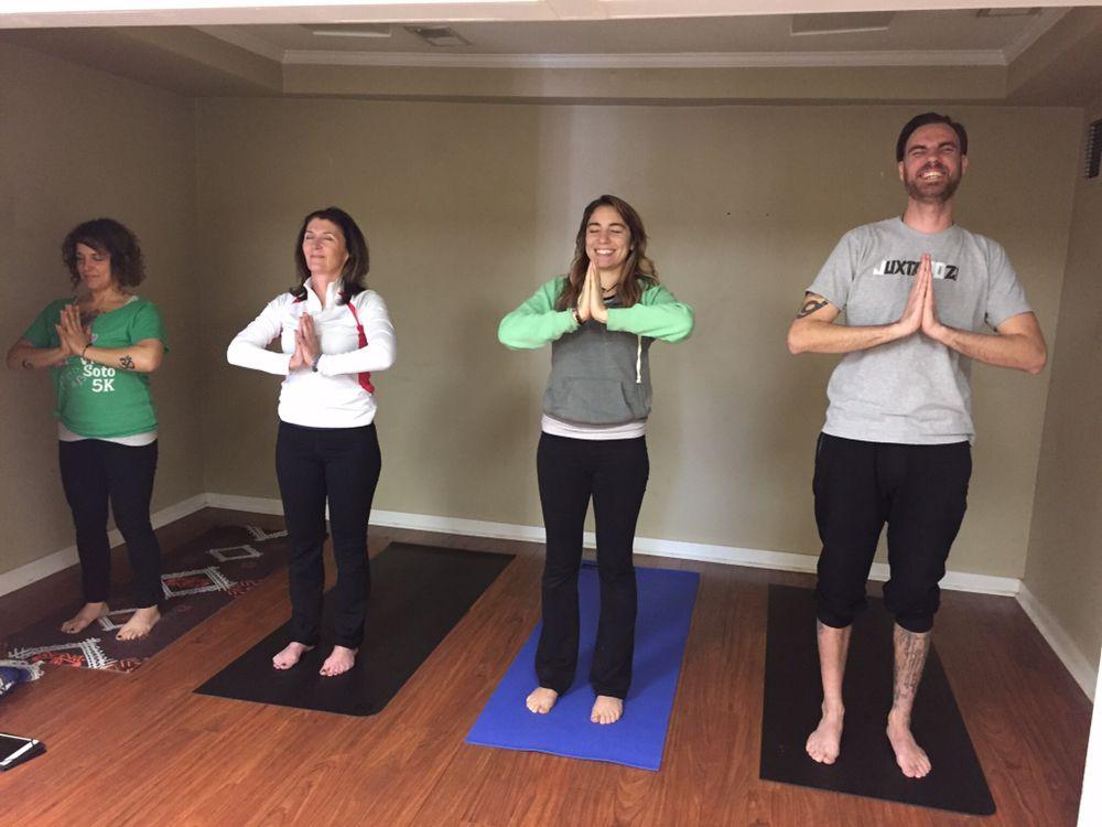 Tadasana Yoga: 61 Bridgeport Ave, Shelton, CT