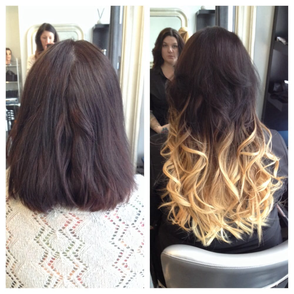 Belle Moi Hair Closed Hair Extensions Lincoln Park Chicago