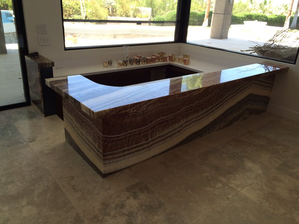 Photo Of Innovative Builders   Lakewood, CA, United States. Onyx Bar Top  With