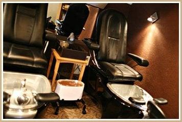 Private Pedicure Room Nyc