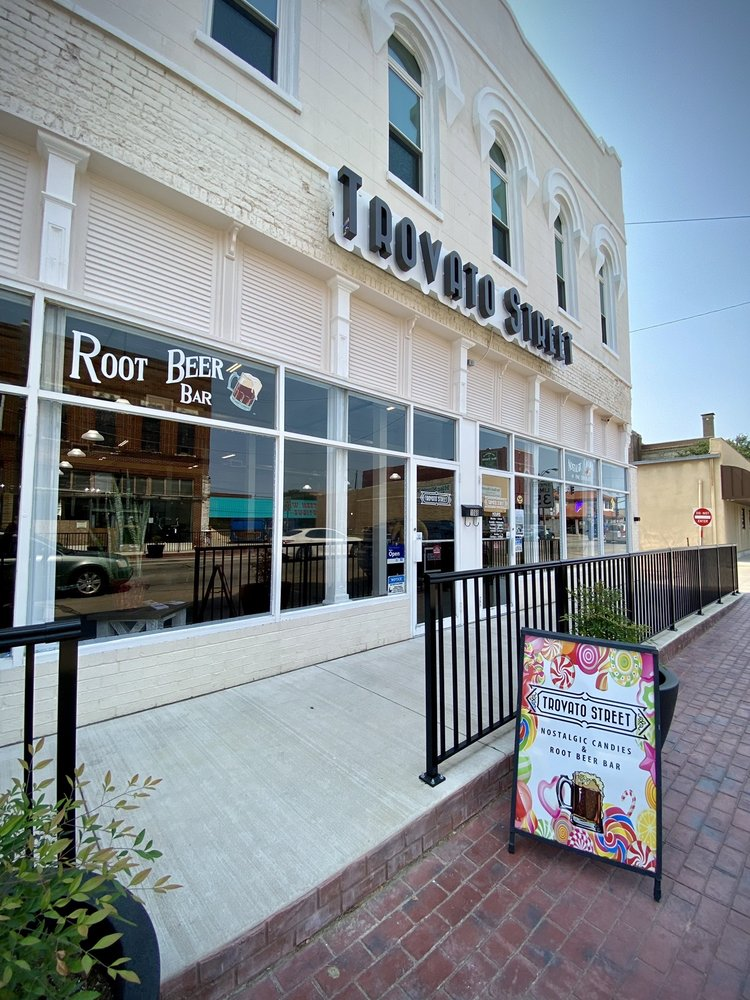 Trovato Street: 106 E Henderson St, Cleburne, TX