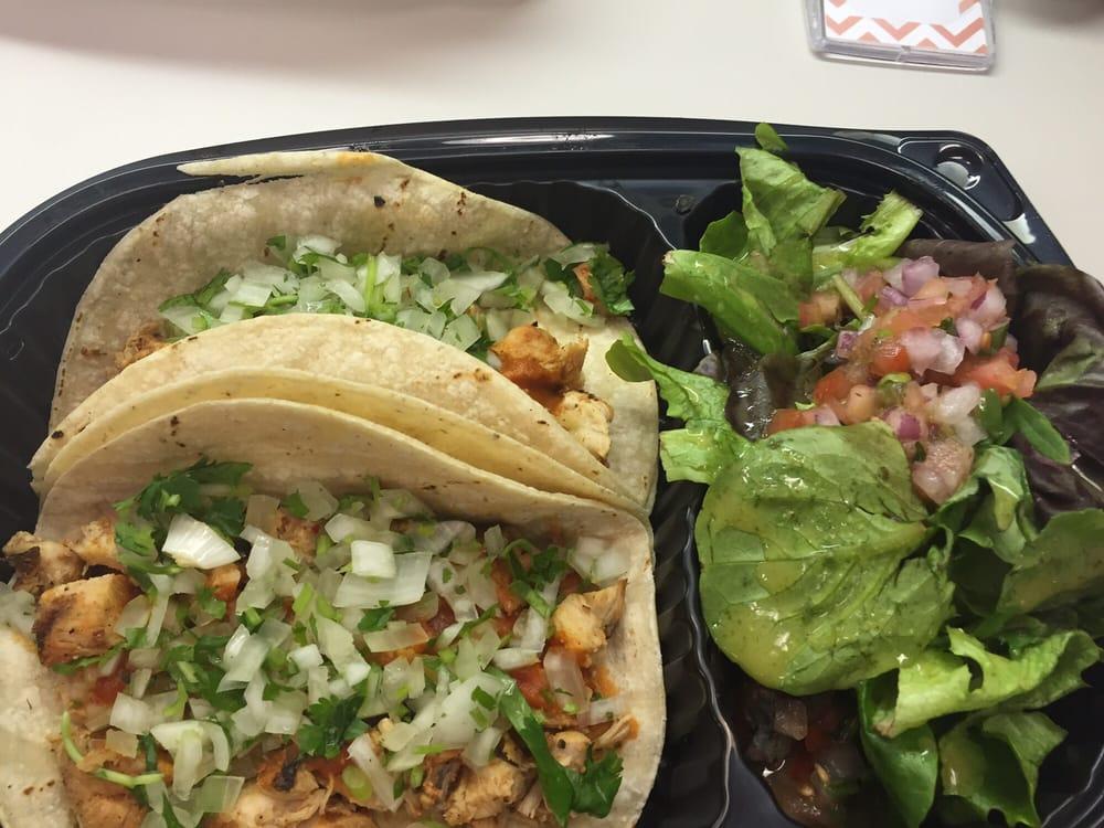 Adobe chicken yelp for Fish taco bethesda