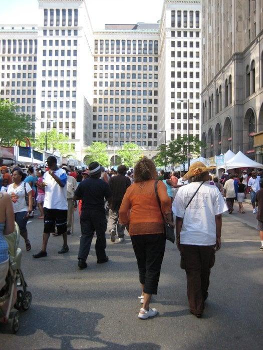 Comerica Cityfest: 3011 W Grand Blvd, Detroit, MI