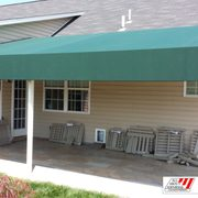 Residential Canvas Photo Of All About Awnings