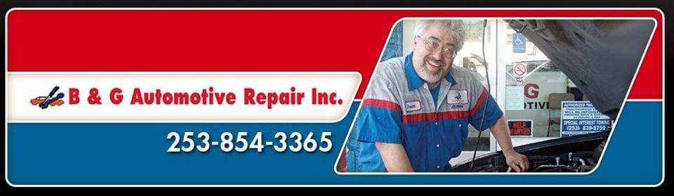 B & G Automotive Repair