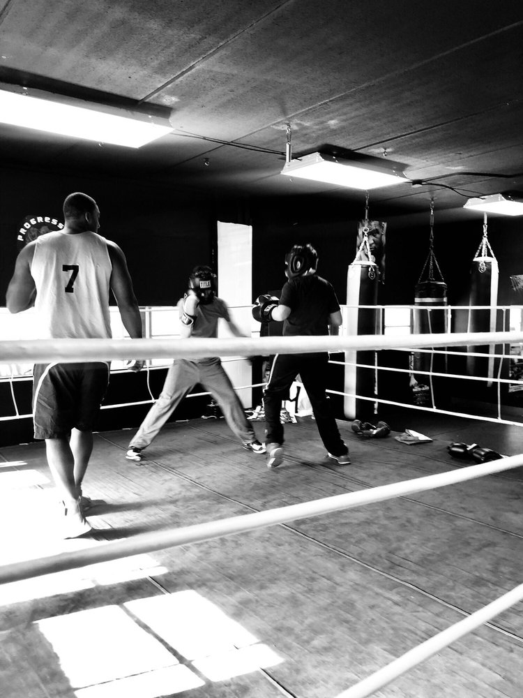 Progressive Boxing and Conditioning Gym