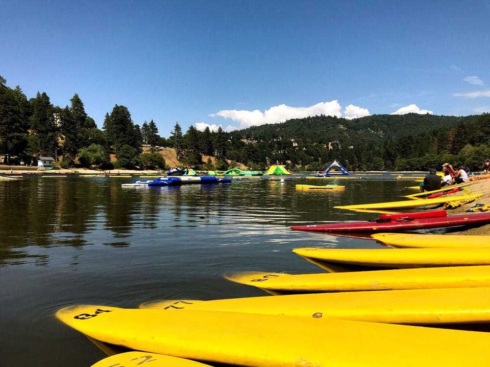 Lake Gregory Regional Park: 24171 Lake Dr, Crestline, CA