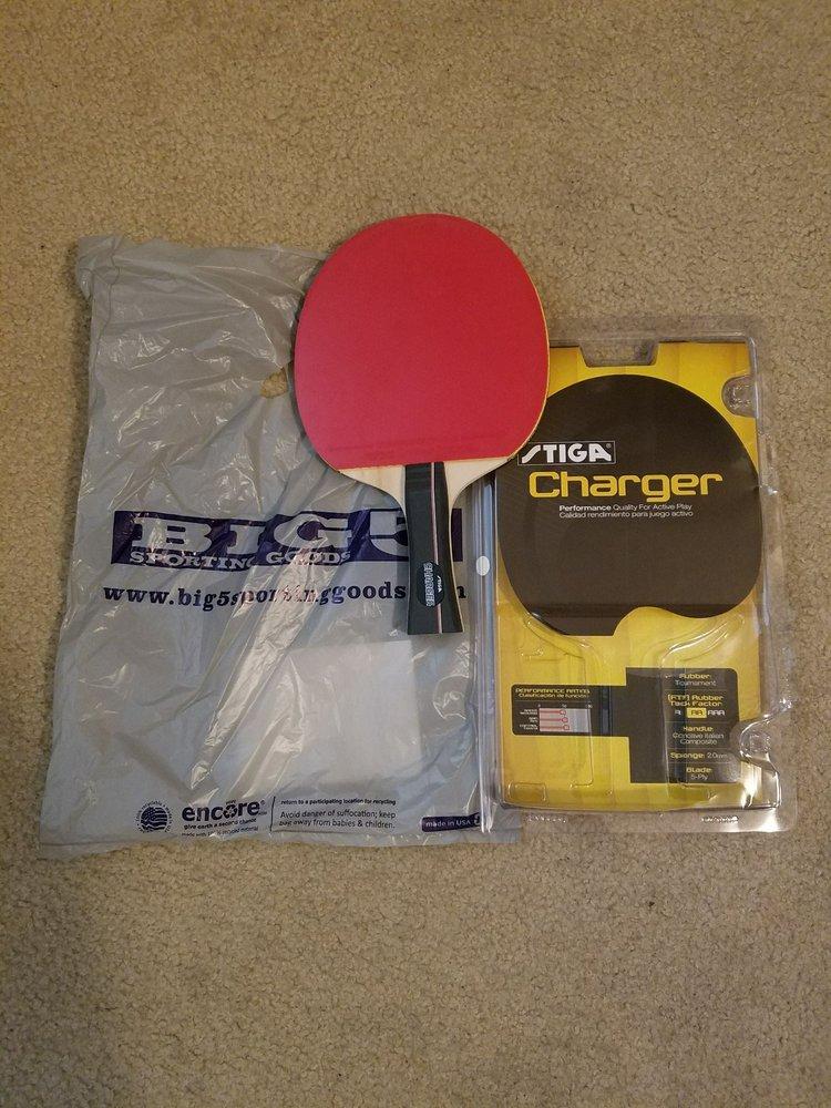 Big 5 Sporting Goods: 7501 N Division St, Spokane, WA