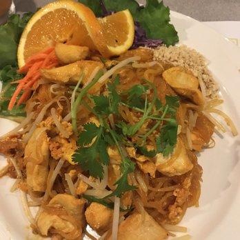 Yelp California Thai Cafe