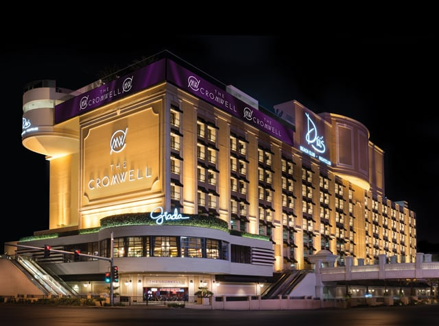 The Cromwell Las Vegas Resort Amp Casino 884 Photos Amp 550