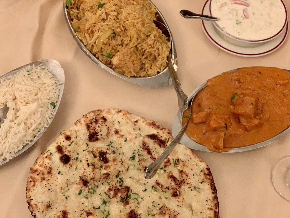 Ambar India Restaurant: 350 Ludlow Ave, Cincinnati, OH