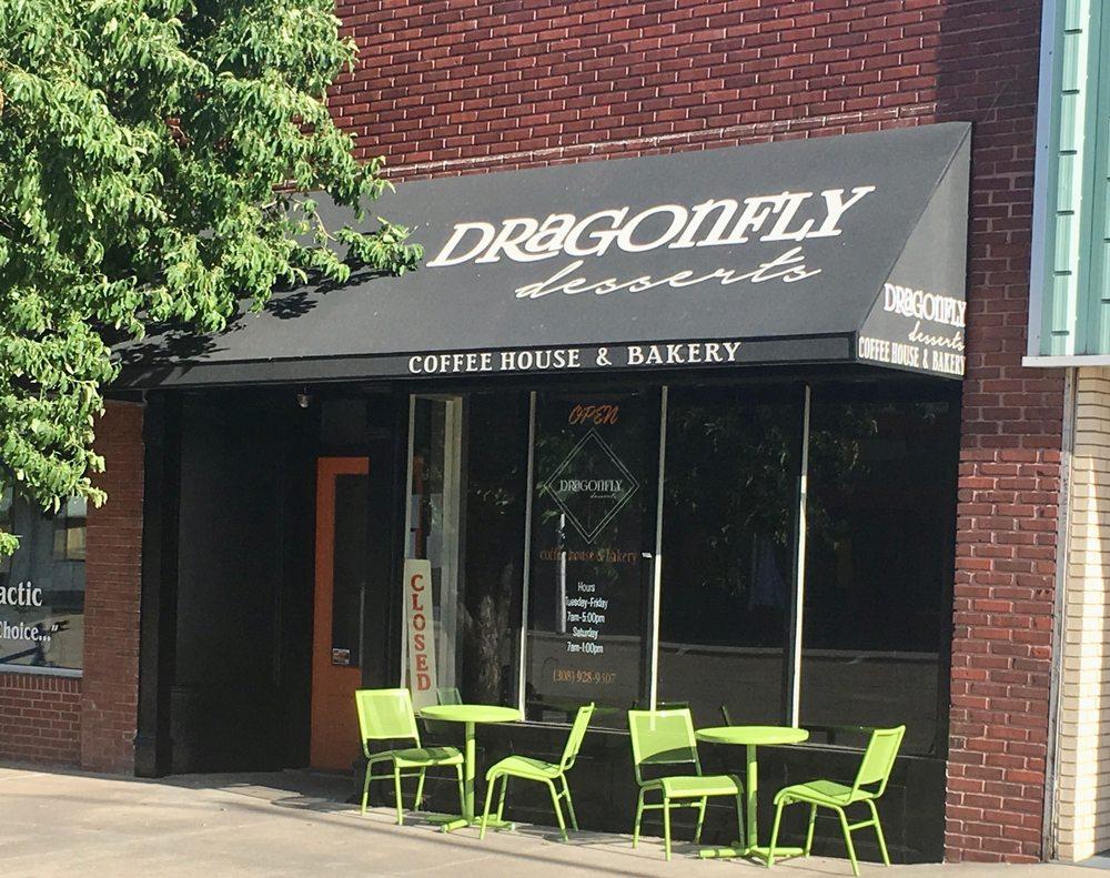 Dragonfly Desserts: 717 Main St, Alma, NE