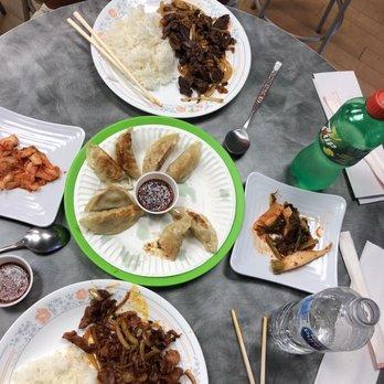 Korean Restaurant In Conroe Tx