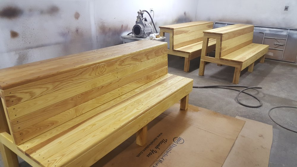 Monte's Woodshop: 2901 N Six Mile Rd, Sioux Falls, SD