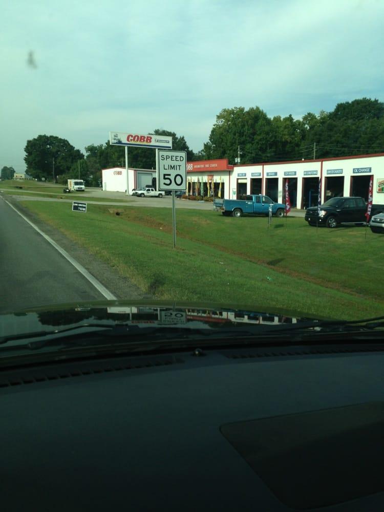 Cobb Automotive & Tires: 1724 Hwy 21, Oxford, AL